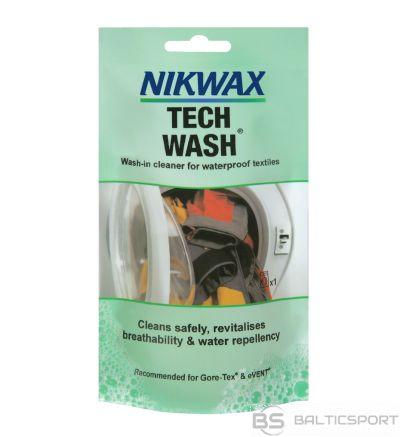 BS Nikwax impregnēšanas mazgāšanas šķidrums Tech Wash 100ml- Ni-49