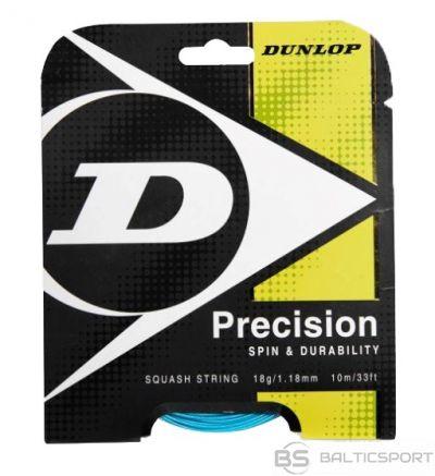 Squash string Dunlop PRECISION 18g/10m SPIN&DURABILITY