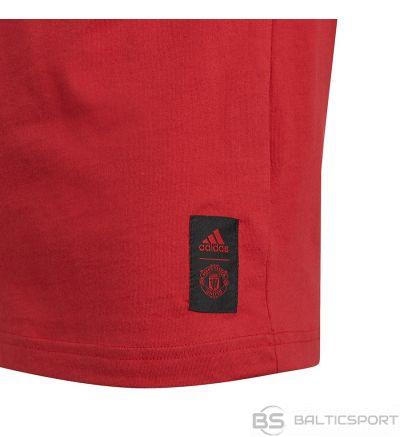 T-krekls Adidas Manchester United Kids Tee GR3881 / Sarkana / 164 cm