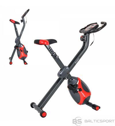 Salokāms velotrenažieris Folding Exercise Bike inSPORTline Xbike