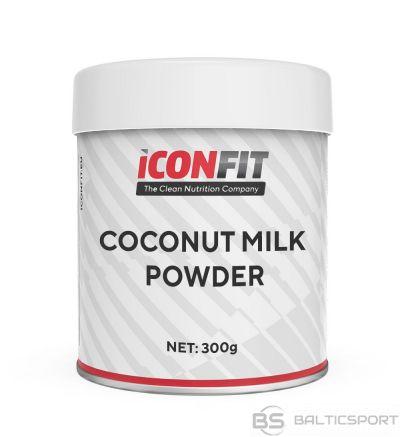 ICONFIT Kokosriekstu piena pulveris 300g / coconut milk powder 300g