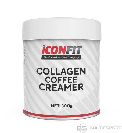 Kolagēna kafijas krējums ICONFIT Collagen Coffee Creamer (300g)