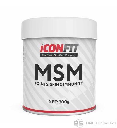 ICONFIT MSM pulveris (300g) MSM Powder