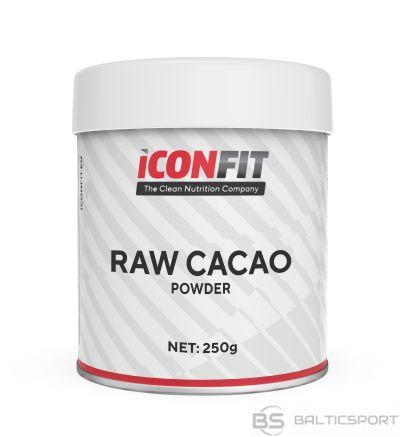 ICONFIT Neapstrādāts kakao pulveris 250g, ICONFIT Raw Cacao Powder