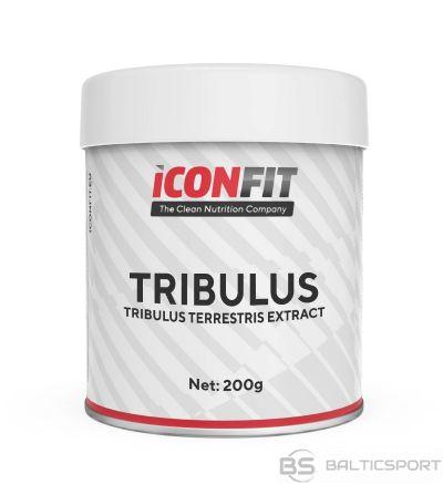 ICONFIT Tribulus terrestris ekstrakta pulveris (200g) Tribulus