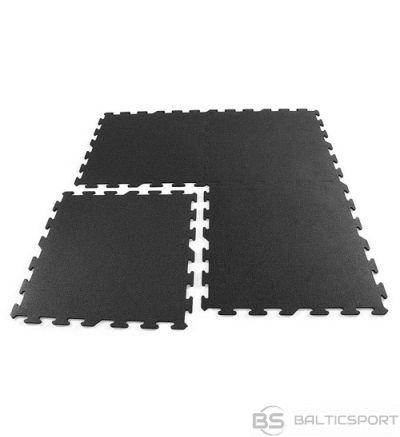 Gumijas Grīdas segums paklājs zem trenažiera -puzles veida / Interlock puzzle flooring