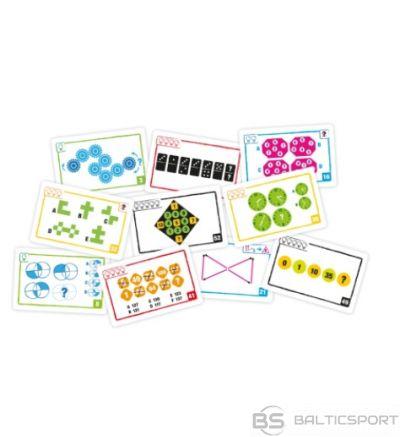 Prāta mežģis 1 spēlētājam Logic Cards: Blue