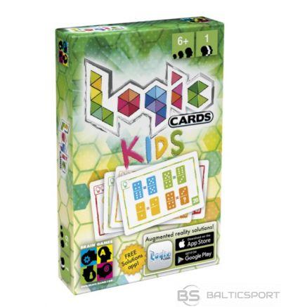 """Prāta mežģis bērniem """"Logic Cards: Kids"""""""