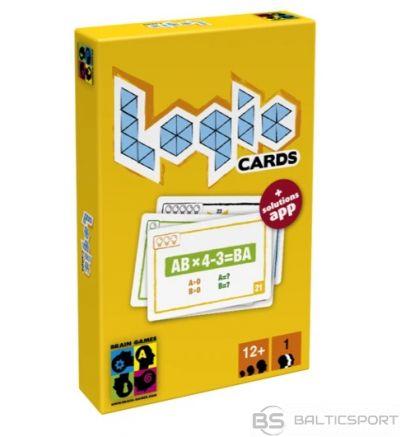 """Prāta mežģis 1 spēlētājam """"Logic Cards: Yellow"""""""