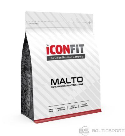 ICONFIT  Malodekstrīns, ogļhidrāti (1kg)  Maltodextrin