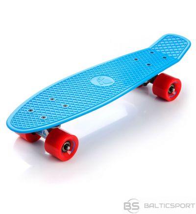 Skrituļdēlis Penny board - Zili/ sarkans ( ir veikalā)