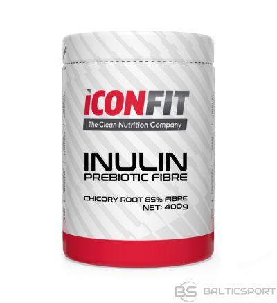 ICONFIT Inulin (Healthy Fiber) 400g Inulīns (noderīgās šķiedrvielas)