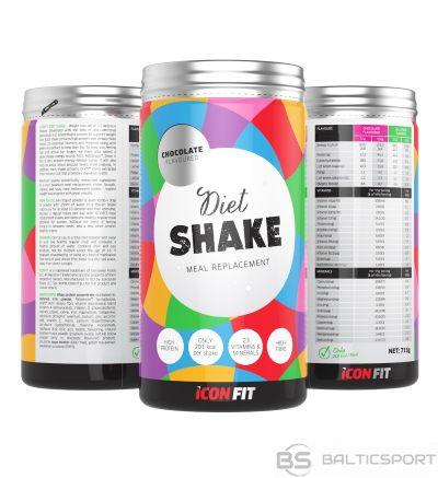 ICONFIT Diētiskie kokteiļi (715g) Diet Shake (Meal Replacement)
