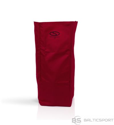 Stafešu maiss / lekšanas maiss / maiss stafetēm -sarkans, zils 90cm