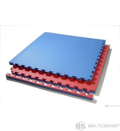 Sporta paklājs, puzles - 1m x 1m 3cm biezs