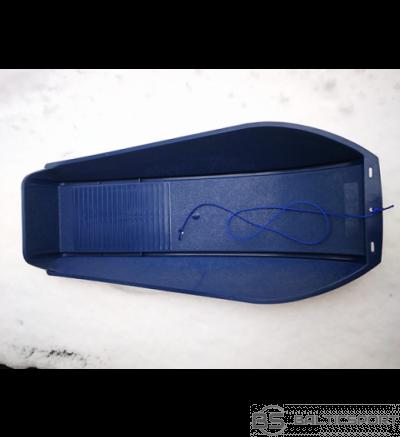 Plastmasas ragavas šļūkšanai  ECO / plastic sled ECO (sarkans vai zils)