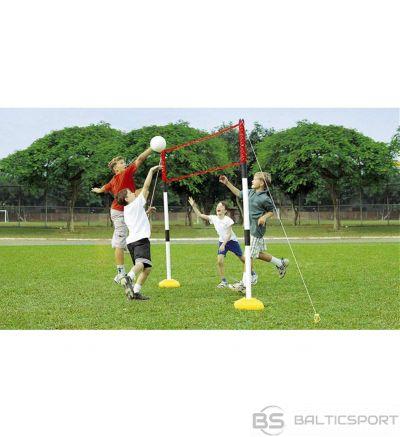 3-1 Spēļu komplekts - badmintons, teniss, volejbola