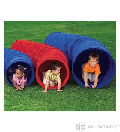 Tunelis bērniem / spēlēm, rehabilitācijai / 3m x 52cm