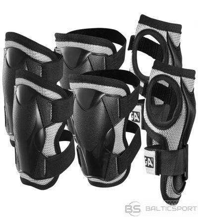 Stiga Aizsardzības kompl. Comfort JR melns XS