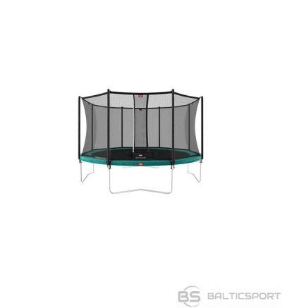 Trampoline Set BERG Favorit Green 430 + Safety Net Comfort