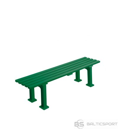 PLASTMASAS SOLS MUNICH 150 CM zaļš