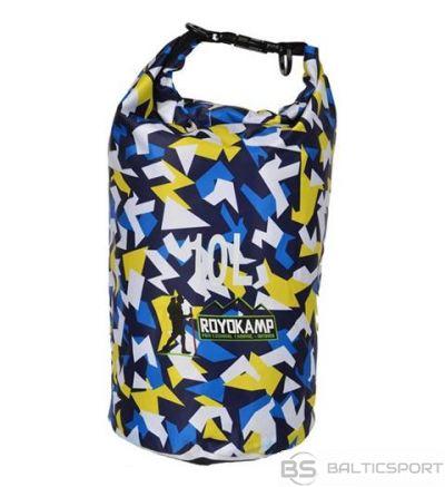 Ūdens izturīga soma Royokamp 10 l ūdens necaurlaidīga soma