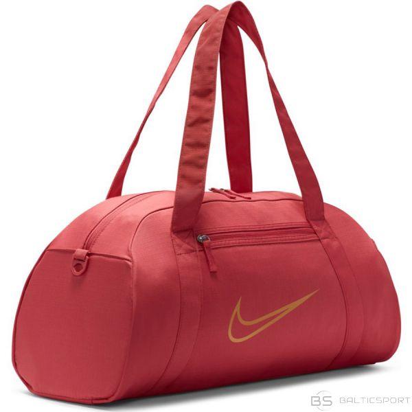 sporta soma  Nike Gym Club Momen's Training Duffel Bag DA1746 622 / rozā/