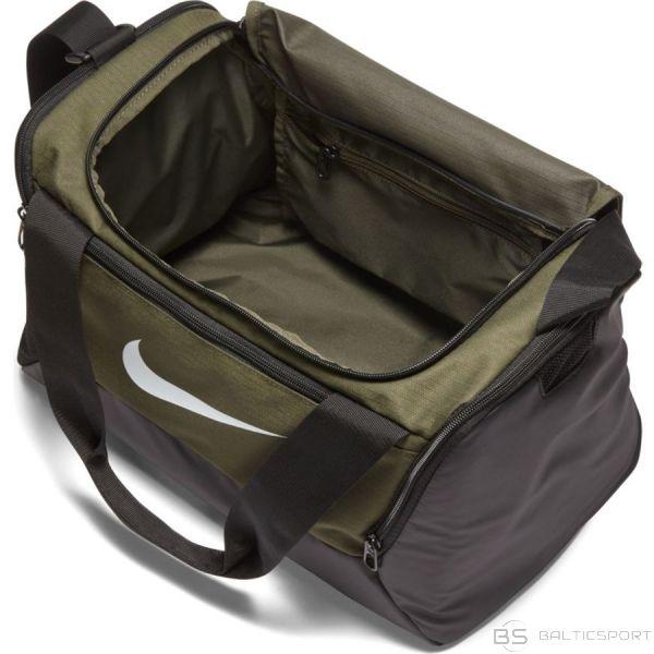Nike Brasilia Xs Duffel BA5961 325 soma / Zaļa /