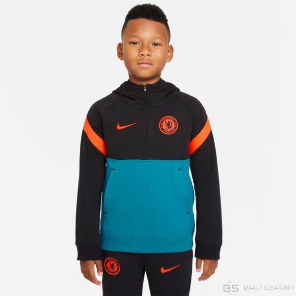 Nike Chelsea FC DB8177 014 Džemperis / XL (158-170cm) / Melna