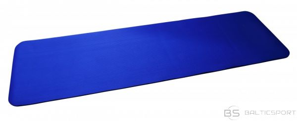 Plats VIngrošanas paklājs 190 x 100 x 1 cm / Wide fitness mat