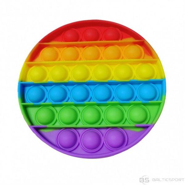 Antistresa rotaļlieta Bubble Pop It antistresa spēle / push bubble antistress / aplis