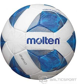Football ball outdoor training MOLTEN F5A2810 PU synth.leather size 5