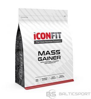 ICONFIT MASS Gainer - Chocolate (Carb 5:1 Protein) 1,5kg (dažādas garšas)