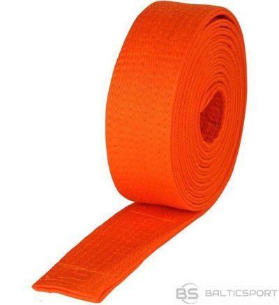 Belt judo/karate Matsuru 2,6 m orange