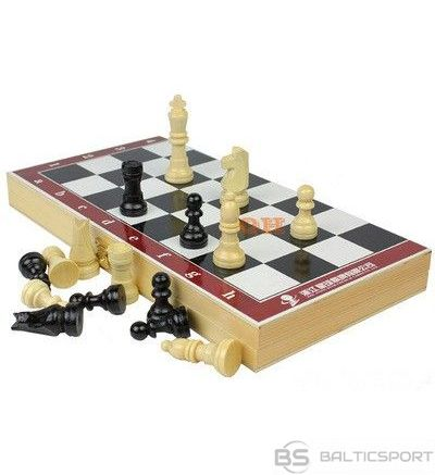 Šahs 21x21cm