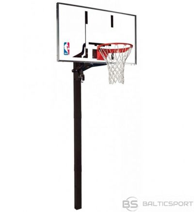 Spalding basketbola/ strītbola groza konstrukcija NBA Gold inground betonējams