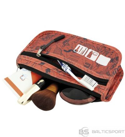 Travelsafe Beauty Bag M / Rozā