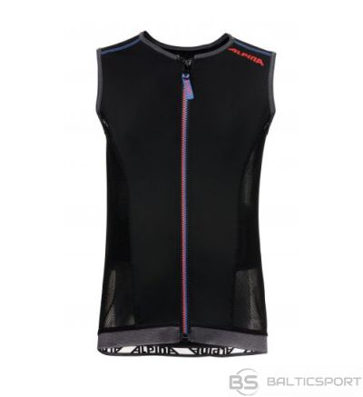 Alpina Sports JSP 3.0 Junior Vest / Melna / Zila / 140/146