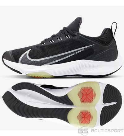 Nike Air Zoom Speed ​​GS CJ2088-001 apavi / 40 / Melna