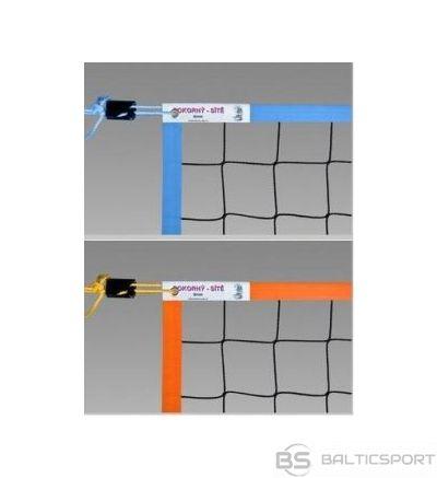 Pokorny Pludmales volejbola tīkls  8500 mm - 35mm perimetrs