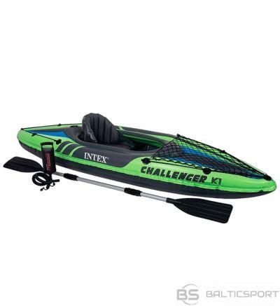 Laiva piepūš.Challenger K1 Kayak 274x76x33cm - 100kg