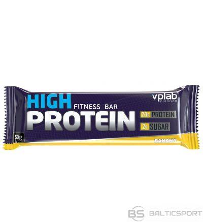 VPLab High Protein Bar 50 g - Banānu garša / 50 g