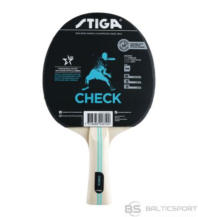 Stiga Hobby Check WRB (concave) galda tenisa rakete