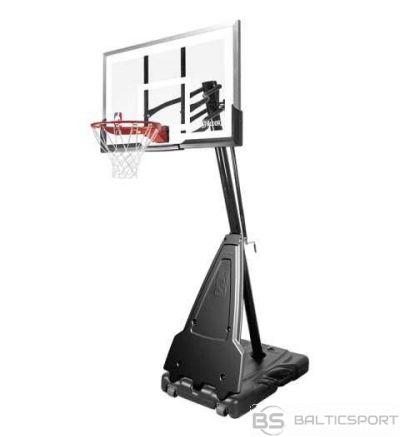 Spalding Basketbola, strītbola groza konstrukcija NBA PLATINUM PORTABLE basketball hoop