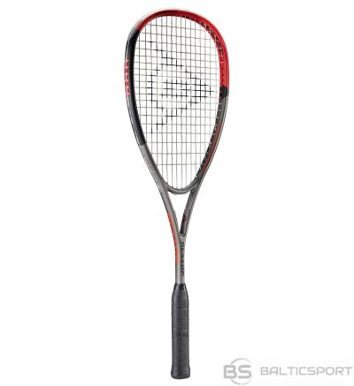 Squash racket Dunlop BLACKSTORM CARBON 5.0 140 Official racket of PSA World Tour intermediate