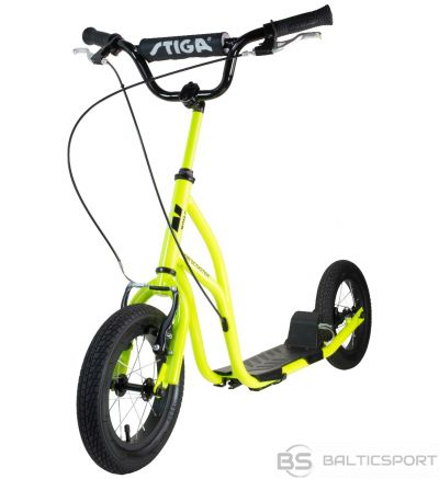 Stiga Skūteris Air  Scooter 12'' laima zaļš
