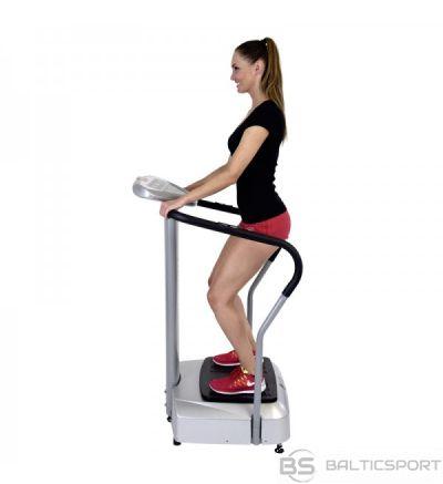 CHRISTOPEIT SPORT vibro trenažieris Vibro 1 (36.5kg/150kg, ātruma pakāpes – 20)