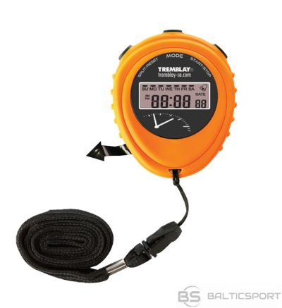 Stopwatch Tremblay orange