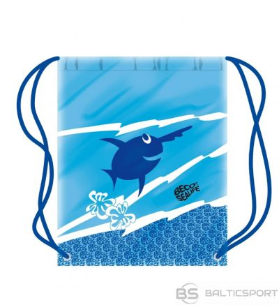 Sport bag BECO SEALIFE blue