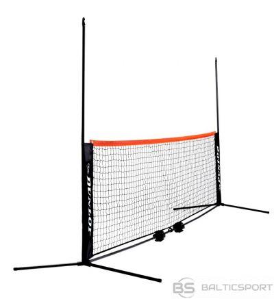 Mini tennis portable net DUNLOP 6m, incl. a carrying bag